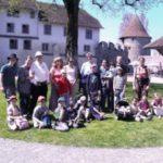 Homeschool-Ausflug zum Schloss Hallwyl