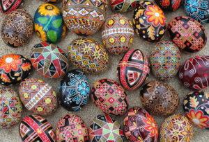 Pysanky, Pisanki, Easter Eggs, Ostereier