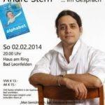 Gespräch mit André Stern in Bad Leonfelden