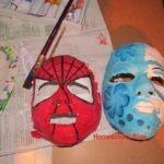 Gipsmasken machen – Make Plaster Masks