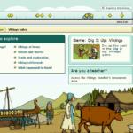 Die Wikinger, Teil 4 – The Vikings, Part 4 – Websites, Webseiten