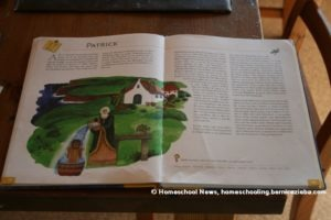 St. Patrick's Day, Homeschool News, Bernice und Jan Zieba