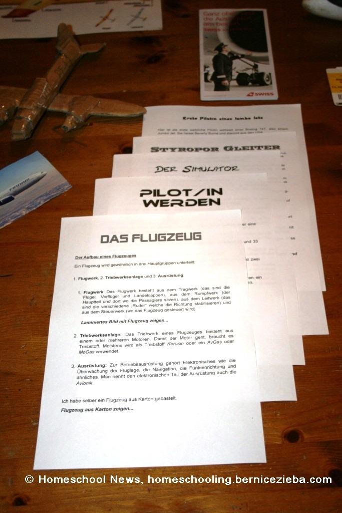 Vortrag-Flugzeug-Fliegen-Homeschool-News-Bernice-Jan-Zieba-Blaetter