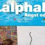 Kinofilm alphabet als DVD und Buch erhältlich!