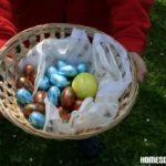 Ostern – Auferstehung und Eiersuche