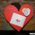 Basteln mit Papier: zum Muttertag