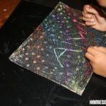 Mit Papier basteln und zeichnen: Zauberbilder