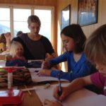 Artikel über Homeschooling in der Aargauerzeitung