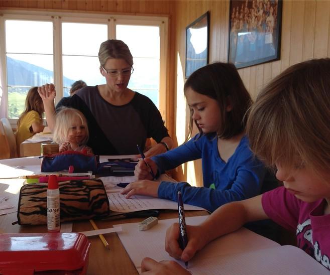 Homeschooling, Aargauerzeitung, Homeschool News, Jan und Bernice Zieba