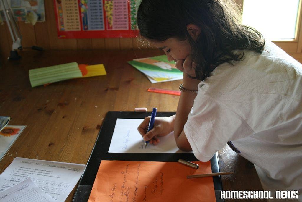Kreatives Schreiben, Homeschool News, Jan und Bernice Zieba