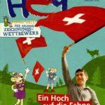 Fahnenschwingen und Homeschooling