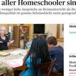 Neue Homeschool-Artikel in Berner und Zürcher Zeitung