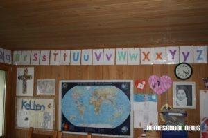 Alphabet lernen, Homeschool News, Jan Zieba, Bernice Zieba