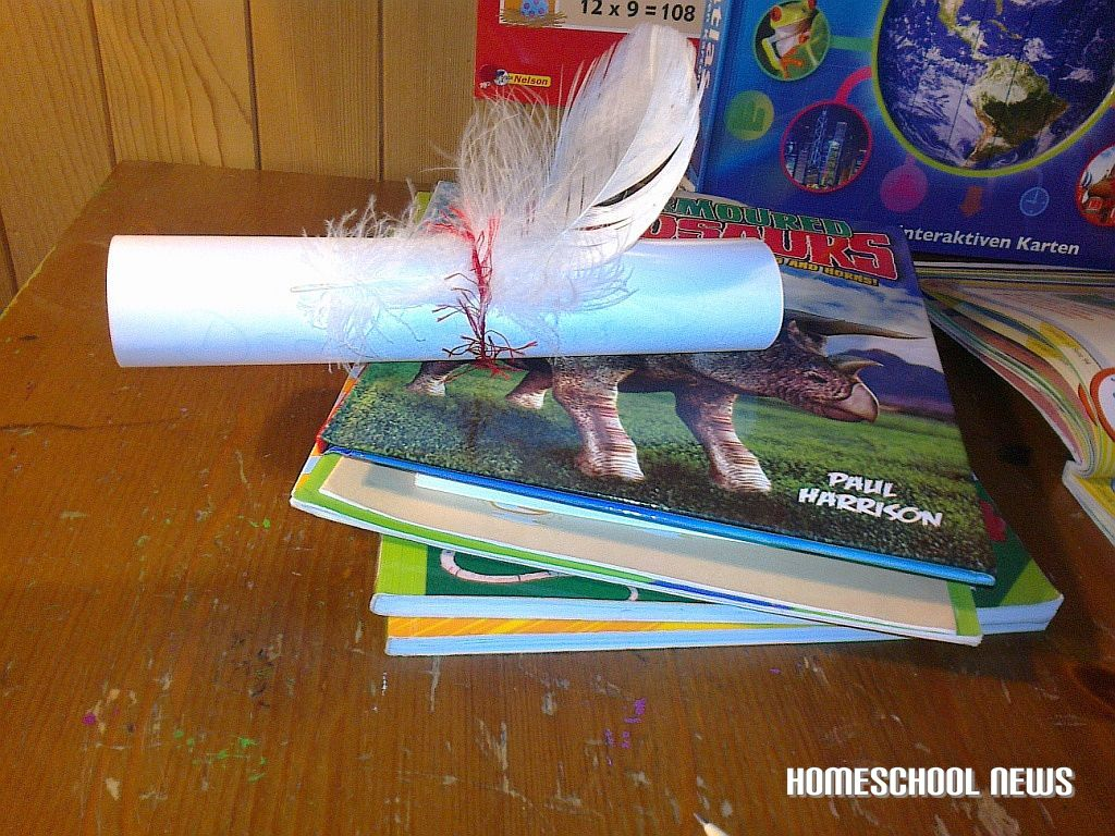 Homeschoolstart, Homeschool News, Jan und Bernice Zieba