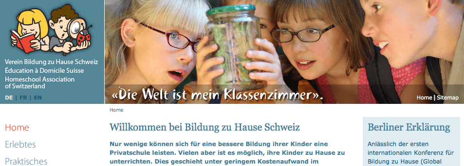 Verein Bildung zu Hause, Homeschool News, Jan, Bernice Zieba