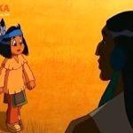 Yakari ein Sioux