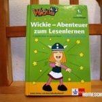 Selbständiges Lesen lernen, Stufe 1, Wickie