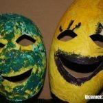 Fastnacht, Masken und Fastnachstchüechli
