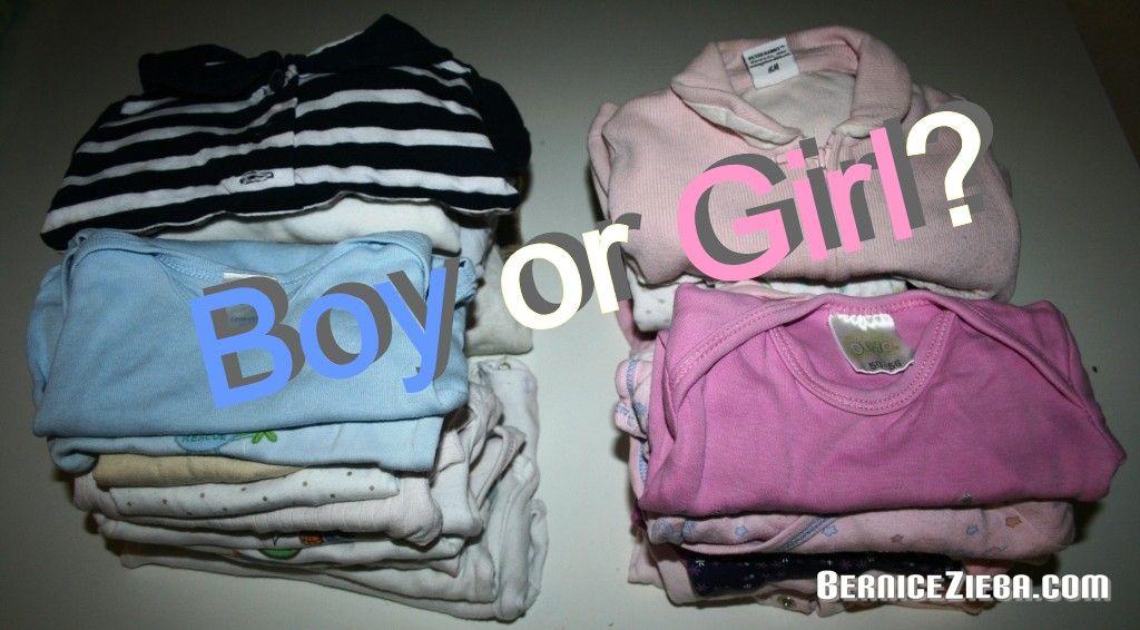 Boy or Girl, Junge oder Mädchen