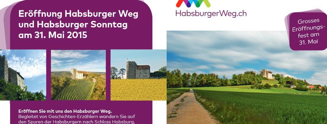 Habsburgerweg, Habsburgersonntag