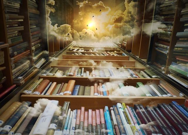 Bücher, mystisch