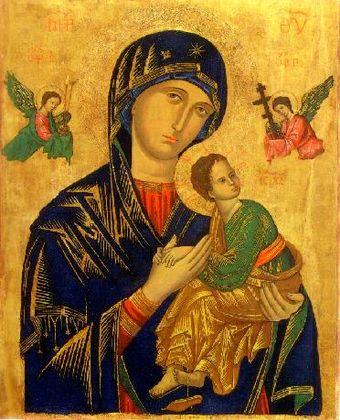 Gnadenbild unserer Lieben Frau von der immerwährenden Hilfe