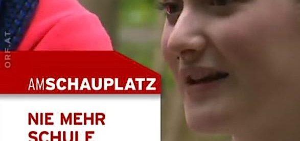 Nie mehr Schule, Am Schauplatz, ORF