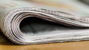 Zeitung, Newspaper, Medien, Media