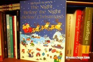 The Night before the Night before Christmas