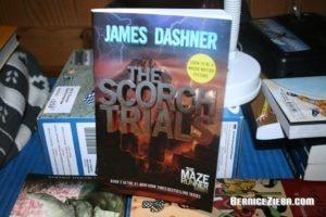 The Scorch Trials, James Dashner