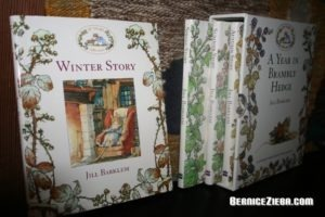 A Year in Bramly Hedge