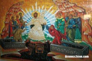 Auferstehung als Puzzle, Resurrection as Jigsaw