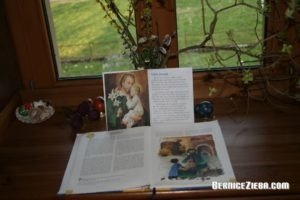 St. Joseph, Palmsonntag, Karwoche, Ostereier, Bernice Zieba