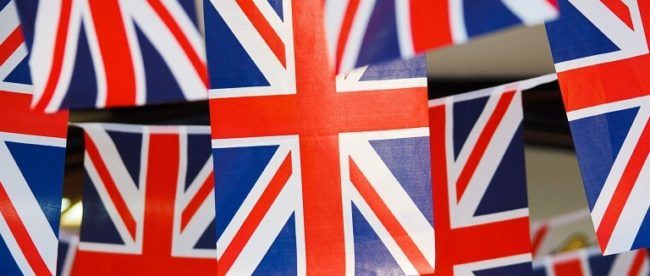 The Union Jack, Great Britain Flag
