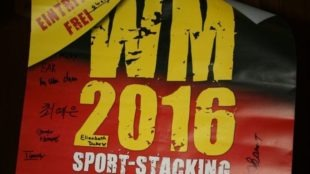 Sport Stacking WM, 2016