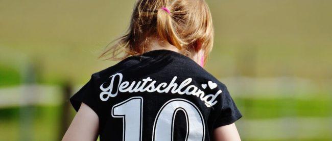 Mädchen, Deutschland