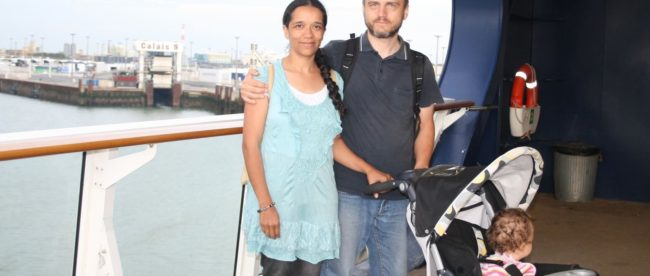 Unsere Reise quer durch Frankreich bis nach Dover