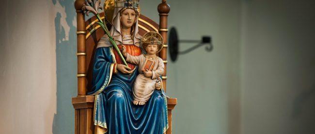 Our Lady of Walsingham. Bild: walsingham.co.uk