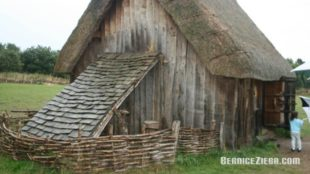 Anglo Saxon Village, West Stow, Homeschool News and Blog, Bernice Zieba