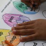 Buchstaben und Wörter/Letters and Words