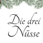 Weihnachtsbuch: Die drei Nüsse