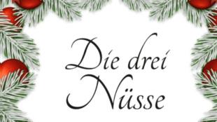 Die drei Nüsse und andere Weihnachtserzählungen, Bernice Zieba