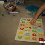Alphabet lernen / Learning the Alphabet