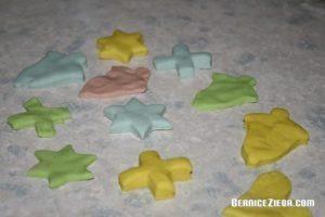 Knete selber machen, Make Play Dough Yourself