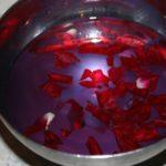 Gefärbtes Wasser / Coloured Water