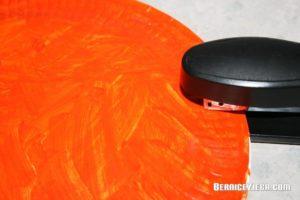 Kuerbis-Rassel, Pumpkin Seed Rattle