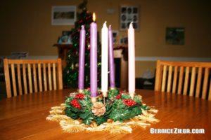 Advent, Bernice Zieba