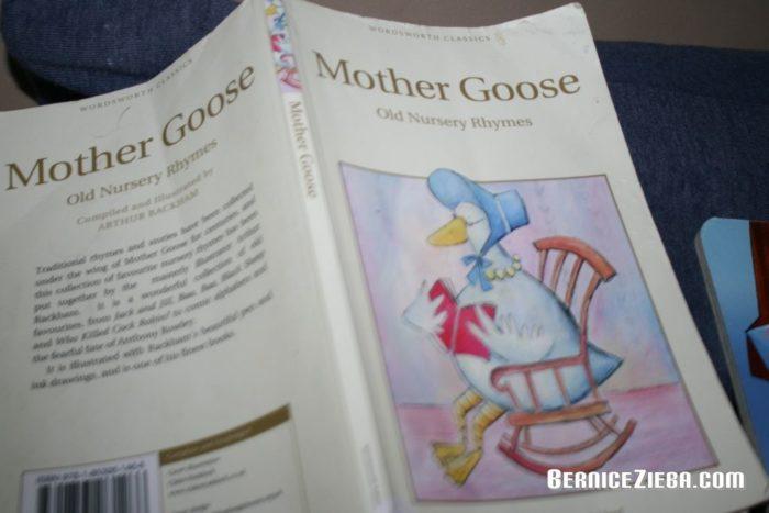 Mother Goose, Old Nursery Rhymes